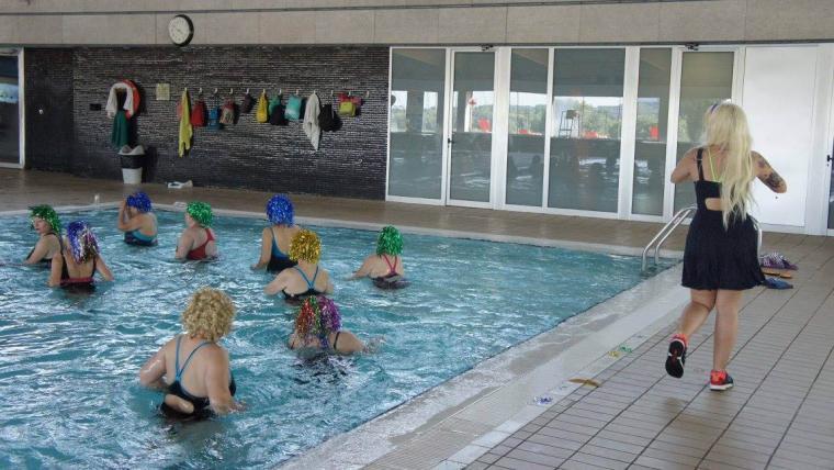 piscines de vila seca celebra el seu 15 aniversari