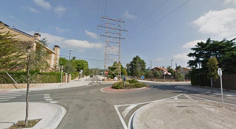 Polèmiques torres d'alta tensió de la urbanització El Pinar de Reus