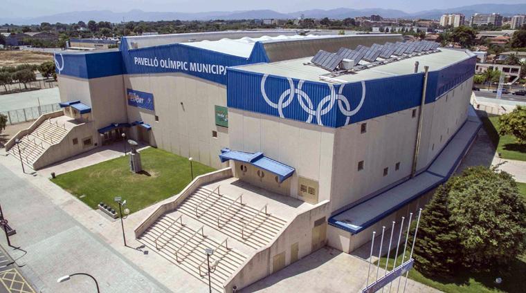 Arrenquen les obres del pavell i continuen les de l - Pavello olimpic reus ...
